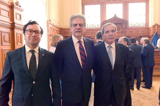 ABOCH PRESENTE EN LA INAUGURACIÓN DEL AÑO JUDICIAL 2019